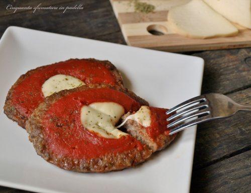 Hamburger pizza – Ricetta veloce