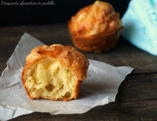 Muffin salati alla scamorza