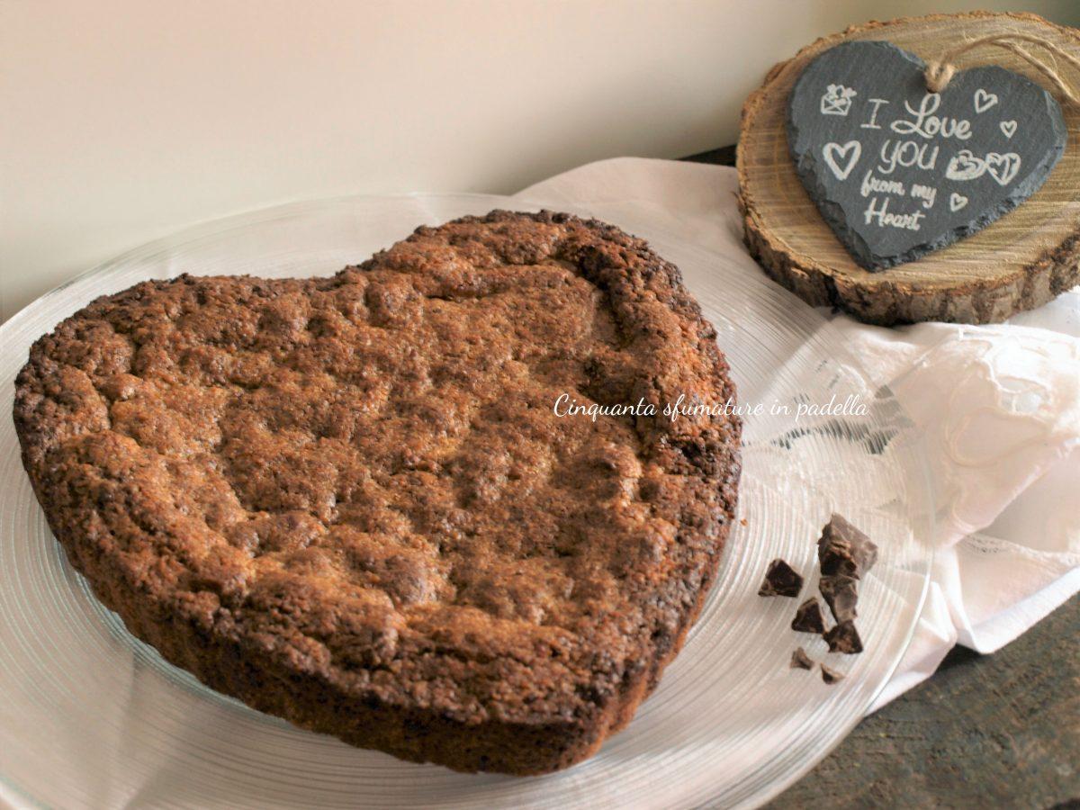 torta cookies al cocco
