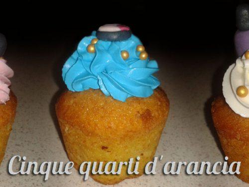 Make-up cupcakes per una domenica speciale!