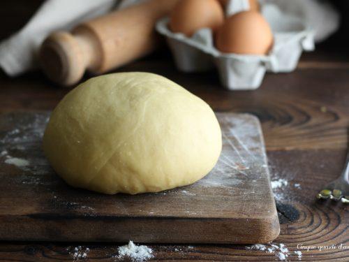Pasta fresca all'uovo (ricetta base)