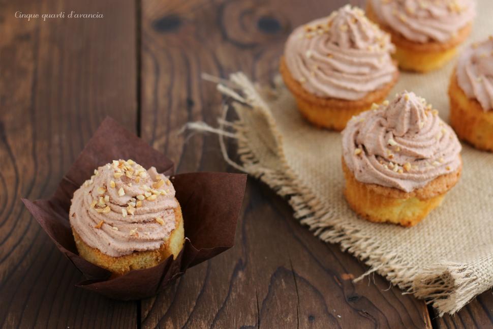 cupcakes rocher