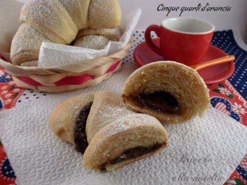 Brioche alla nutella (ricetta pasta madre)