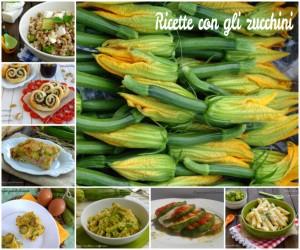 ricette zucchini
