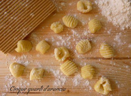 Gnocchi di patate (ricetta base)