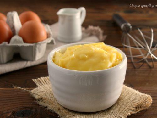 Crema pasticcera (ricetta base)