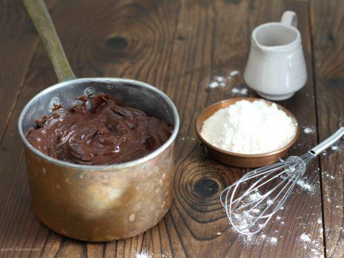 Farcia al cioccolato (senza uova)