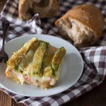 Sformato di pane e zucchine