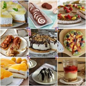 I dolci dell'estate