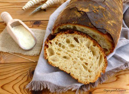 Pane di semola a lunga lievitazione
