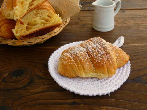 Croissant (ricetta Montersino)