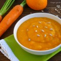 vellutata carote