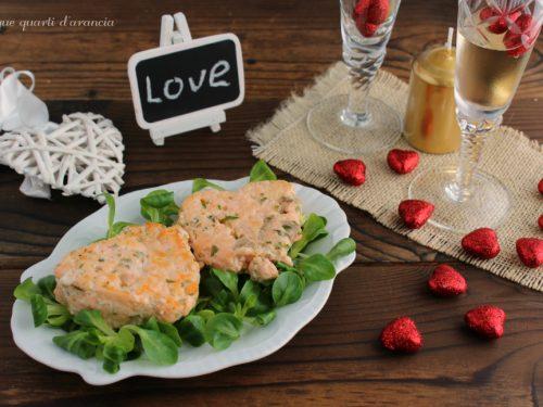 Hamburger salmone e lime