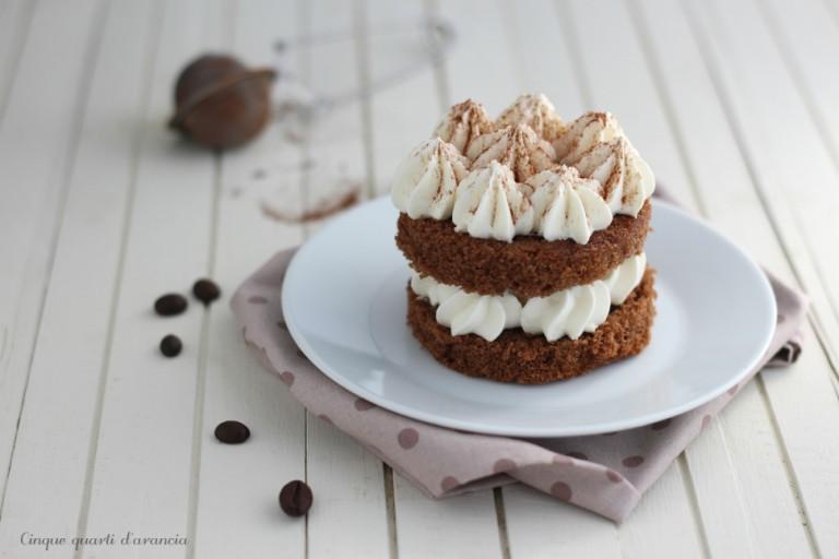Torta al Cioccolato con Crema al Mascarpone   Ricetta ed