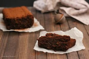 Plumcake cioccolato e mandorle