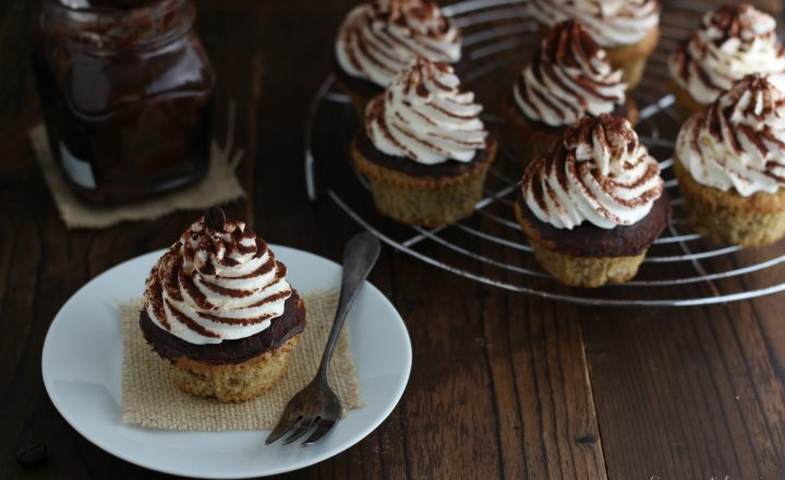Cupcakes tiramisù