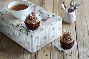 Cupcakes nutella e mascarpone