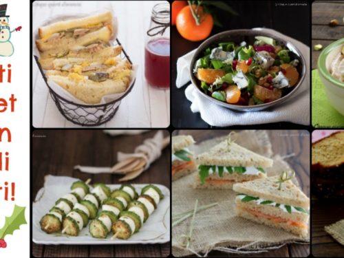 Antipasti pronti in meno di 15 minuti per il buffet del 31 Dicembre