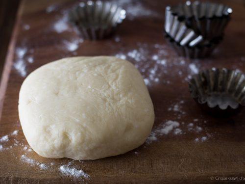 Pasta brisèe o brisè (ricetta base)