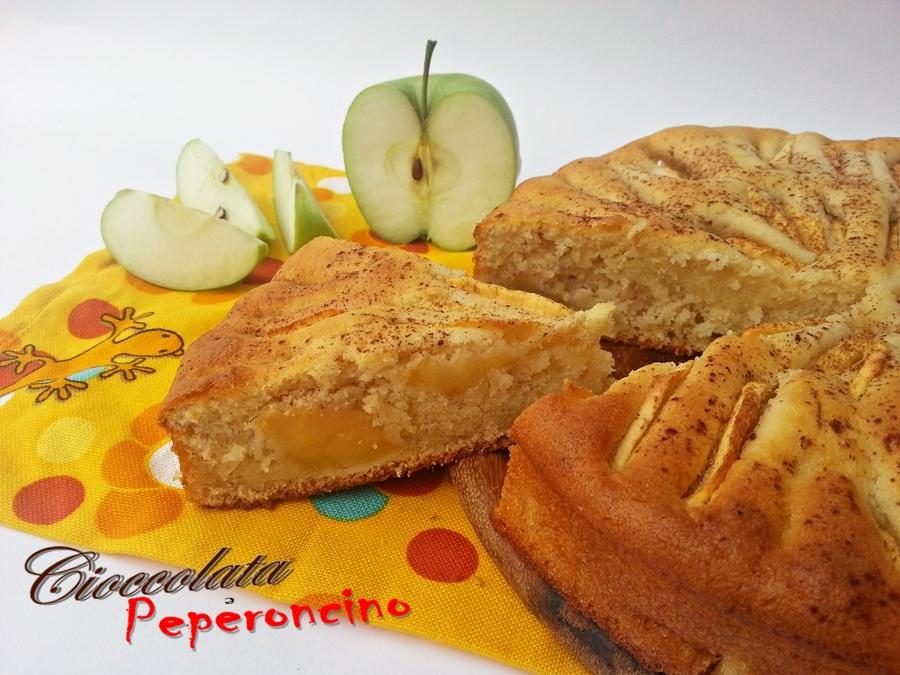 Preferenza Ricette Torta di mele verdi - Le ricette di GialloZafferano BK02