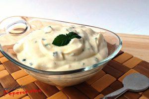 Salsa di yogurt greco
