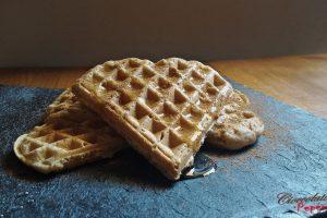 Waffel miele e cannella