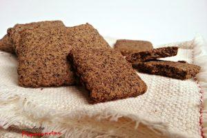 Biscotti integrali di saraceno