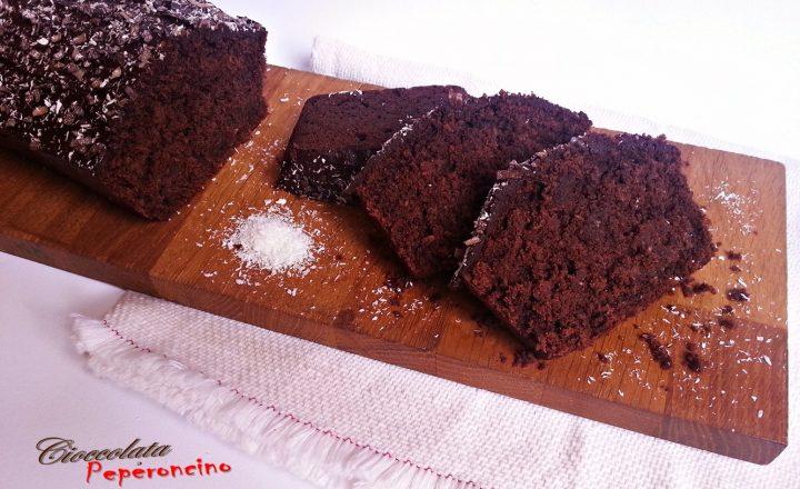 Plumcake cocco e cioccolata
