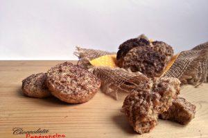 Biscotti integrali zenzero e arancia