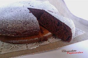 Cheesecake alla cioccolata in padella