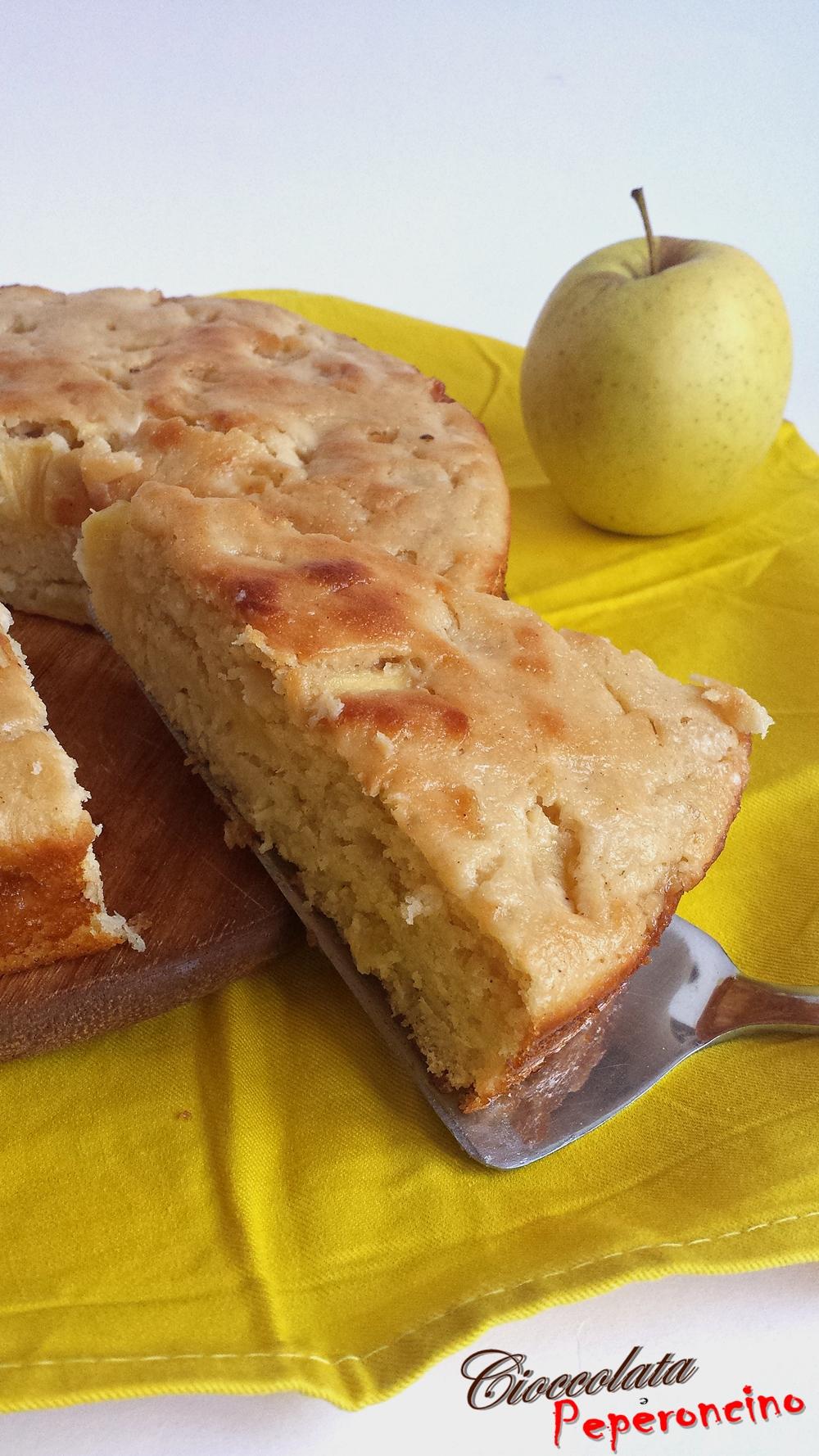 Torta lievitata di mele e patate americane ricetta dolce for Patate dolci americane