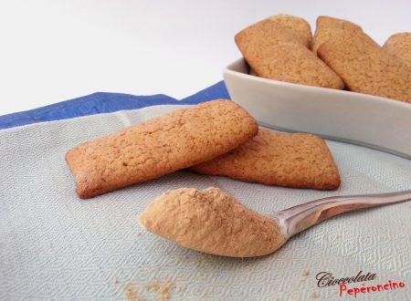 Biscotti zenzero e miele