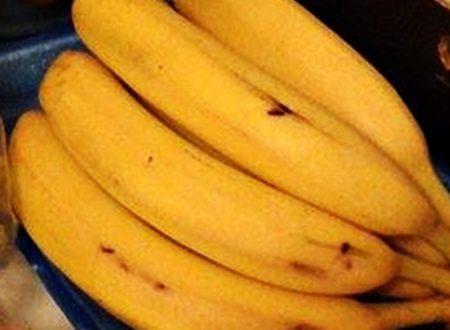 Le proprietà nutrizionali delle banane