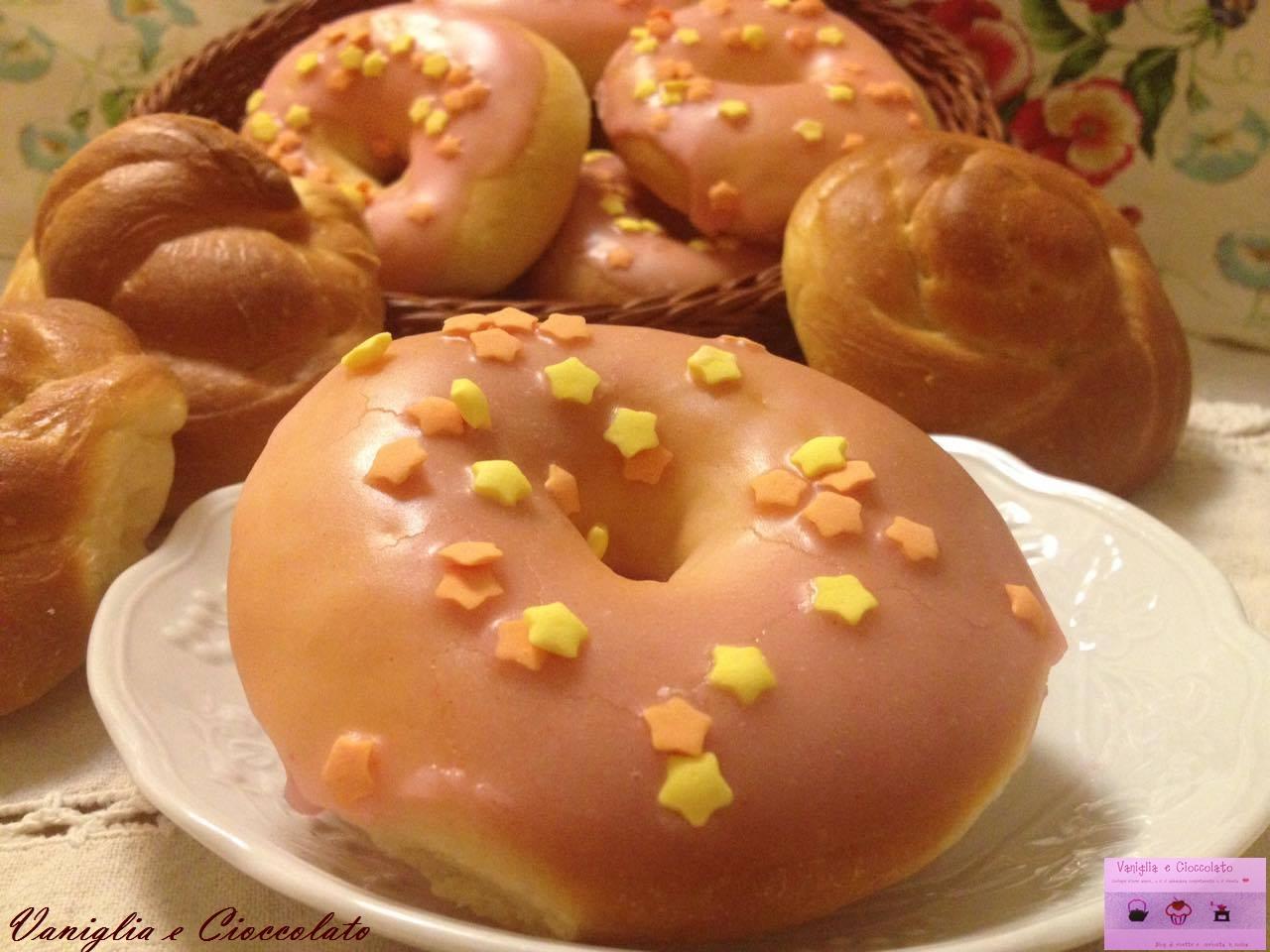 Doughnuts al forno - ciambelle al forno
