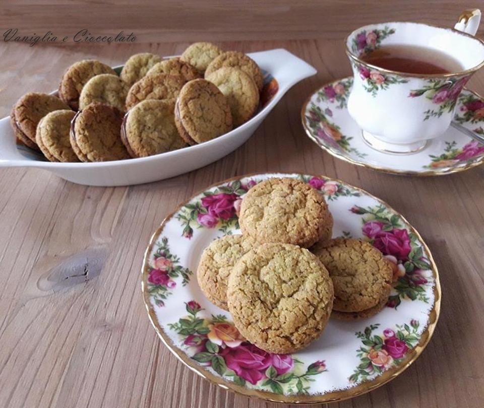 Biscotti al pistacchio - 2