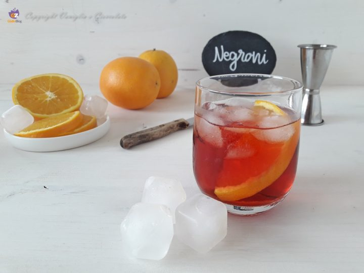 Negroni. Un cocktail after dinner centennario