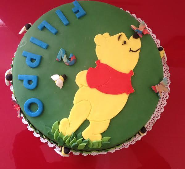 Torta winnie pooh