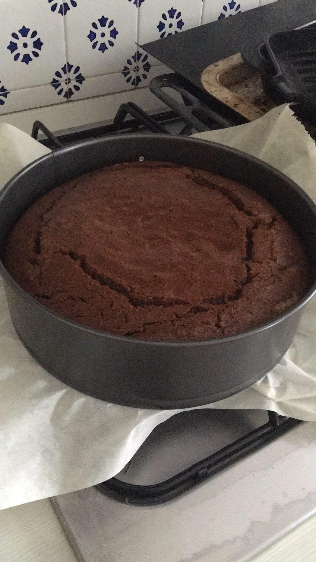 Flan al cioccolato gluten free