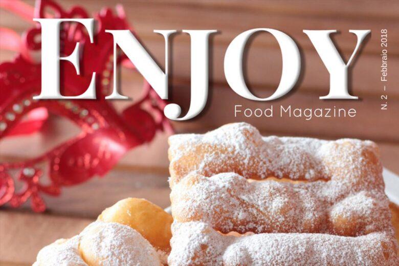 Enjoy Food Magazine n°2: il mio rollè di San Valentino