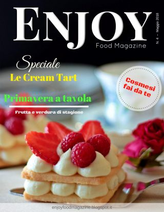 enjoy food magazine