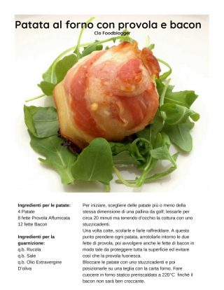 ricette natalizie patate