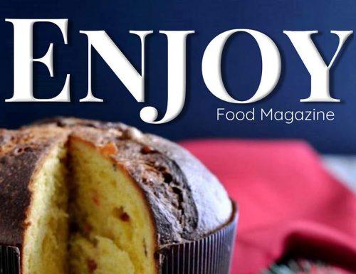 Enjoy Food Magazine n°7: le mie ricette natalizie