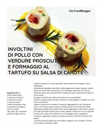 enjoy food magazine involtini