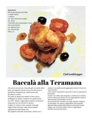 enjoy food magazine baccalà