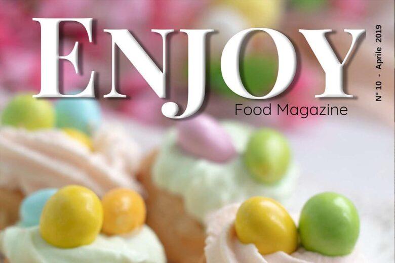 Enjoy Food Magazine n°10: la ricetta dei miei brownies