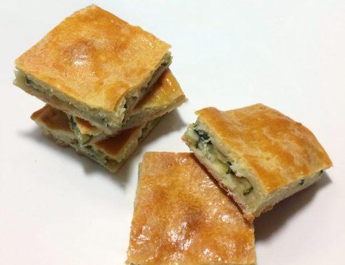 TORTA RUSTICA (impasto facile e veloce)