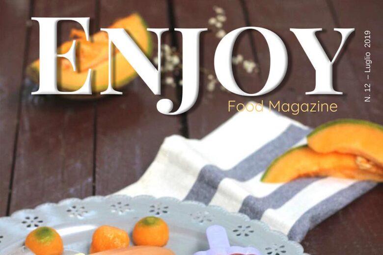 Enjoy Food Magazine n°12: la mia insalata di farro fresca e leggera