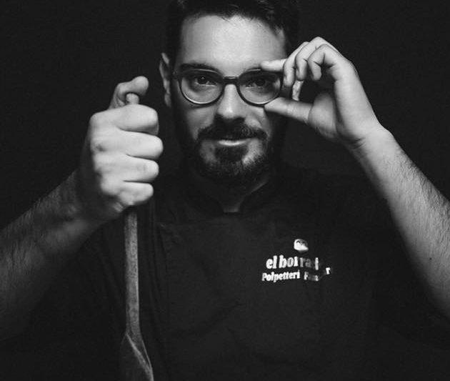 Gabriele Petta e il magico mondo delle polpette!