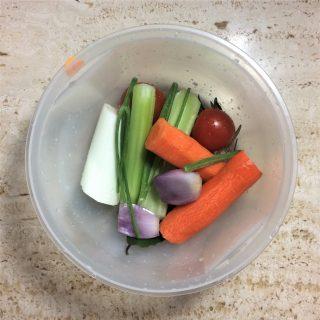 verdure per fumetto