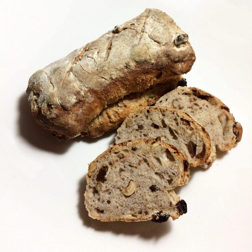 pane integrale delle feste